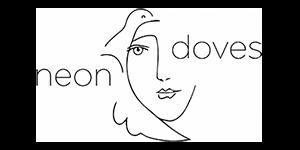 Neon Doves